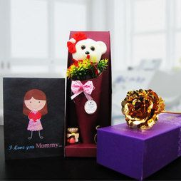 Mothers Day Gifts from Daughters - Order the best gift for mom on Mother's day from daughter with Indiagift and get unique birthday gifts for mom. Indiagift offers perfect Mother day gifts from daughter at midnight & same-day delivery with free shipping. Order Mothers Day Gifts From Daughters at: https://www.indiagift.in/gifts-for-mom-from-daughter